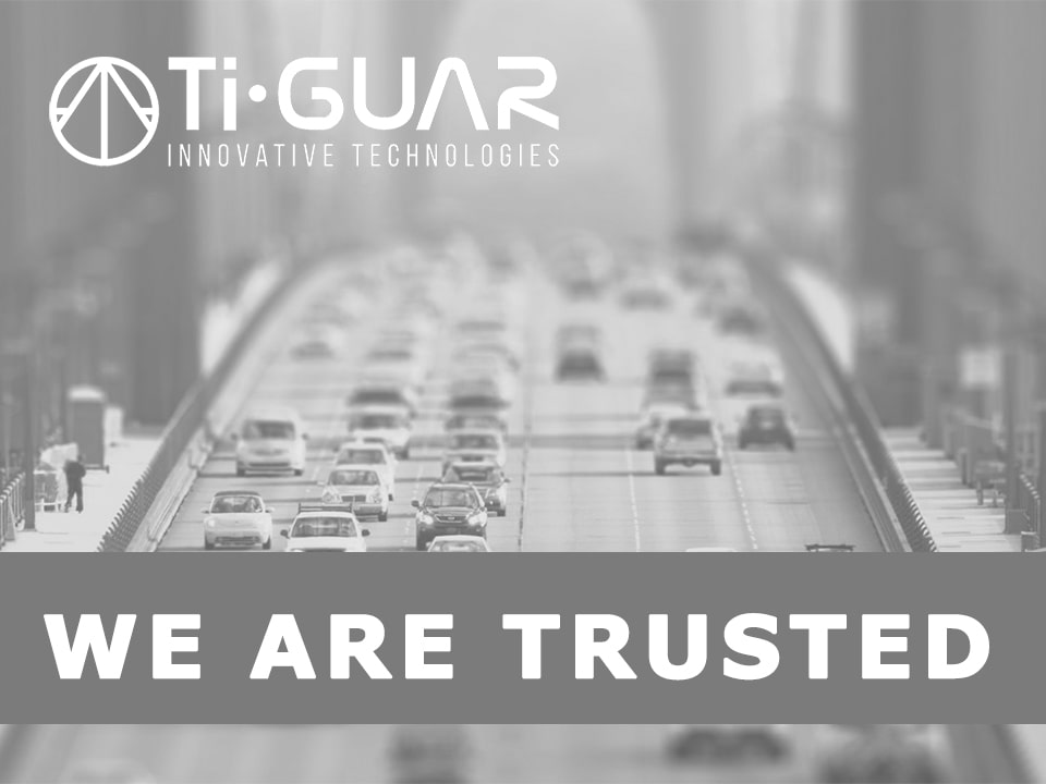 We are trusted