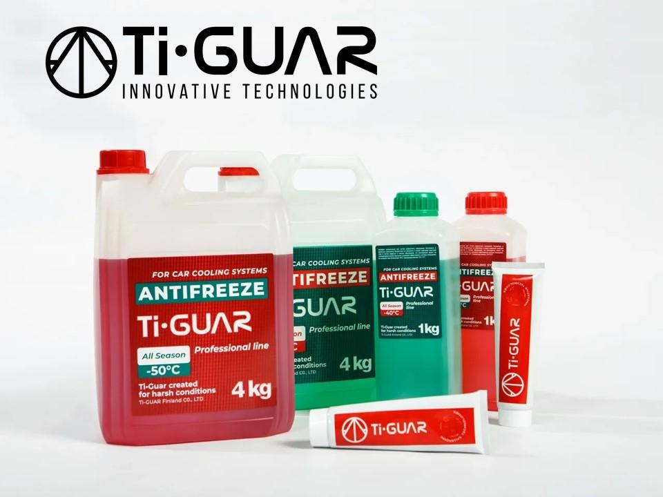New product – antifreeze